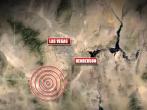 3.6 magnitude earthquake reported southwest of Las Vegas
