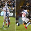 Landon Donovan's (L) Hat-Trick Helps LA Galaxy Advance Into MLS Western Conference Finals While Ronaldinho (R) & Queretaro Must Battle Eight Other Liga MX Teams To Advance to the Liguilla