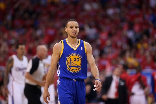 Warriors Point Guard Stephen Curry