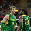 Tiago Splitter and Nene, Two of the Best Brazilian Basketball Players in the NBA