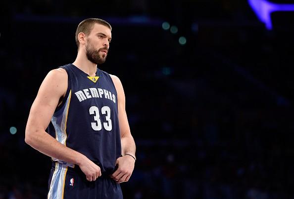 Memphis Grizzlies Center Marc Gasol Making His MVP Case