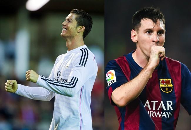 Messi vs. Ronaldo 2014-15: Which Player Had a More Ballon ...