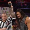 Roman Reigns (R) Teams up With WWE Intercontinental Champion Dolph Ziggler in