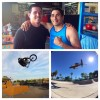 Pro BMX rider Erick Soto