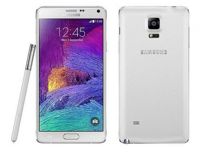 Samsung Galaxy Note 4 and S-Pen