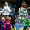Who Joins Cristiano Ronaldo, Lionel Messi, Manuel Neuer & Sergio Ramos as 2014's Best Soccer Players?