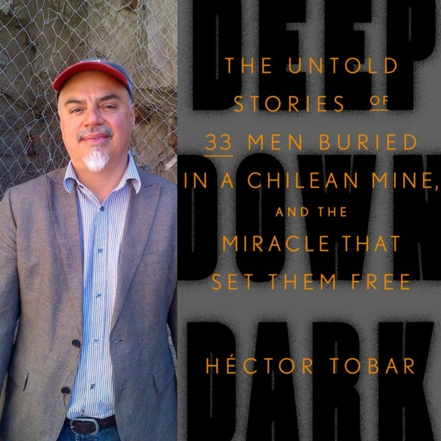Hector Tobar, Best-Selling Author & Pulitzer Prize Winner, Discusses Creative Inspiration and the Success of Failure