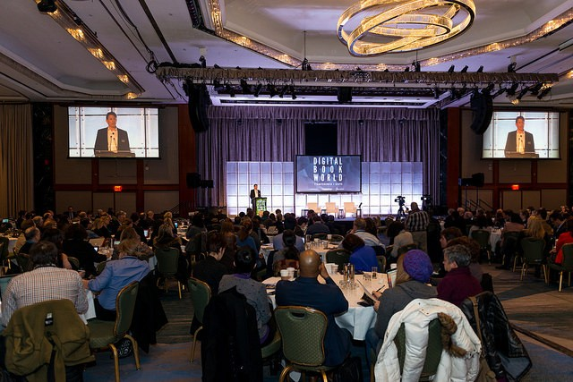 Digital Book World Conference + Expo 2015 New York