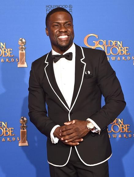 'The Wedding Ringer' Star Kevin Hart Brings the Bromance, the Laughs and Can Teach You How to 'Dougie'  (EXCLUSIVE)