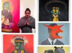 Mexican Artist
