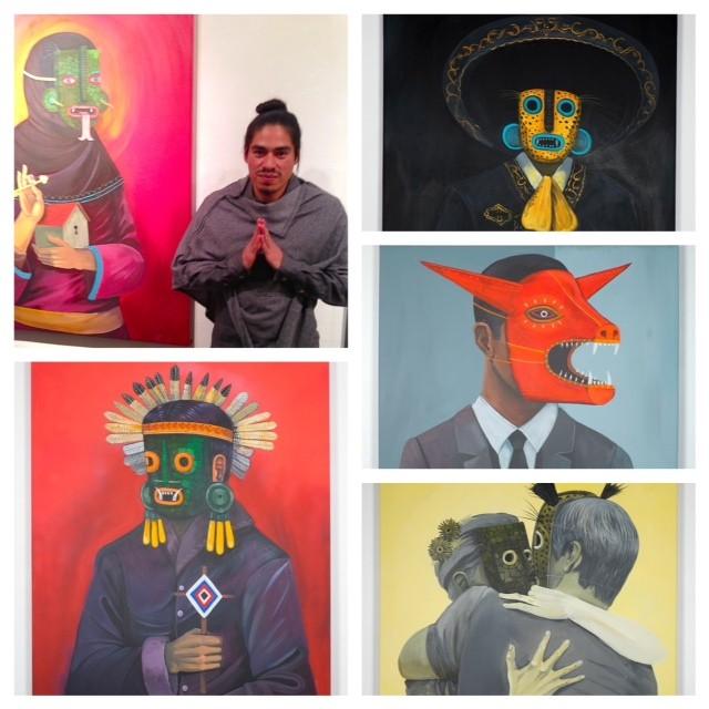 "Mexican Artist ""Saner"""