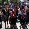 Columbus Day Backlash in Chile