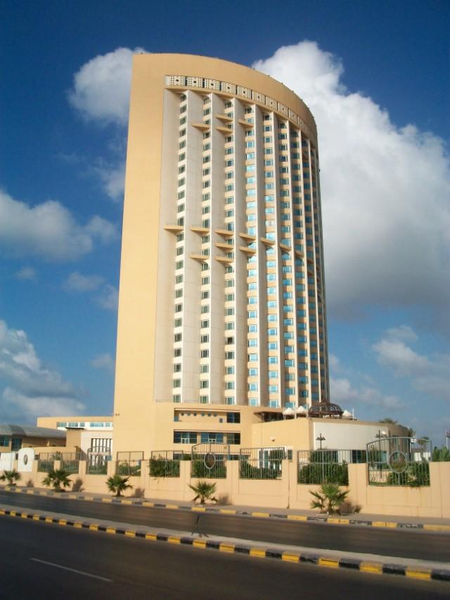 Corinthia Hotel libya tripoli