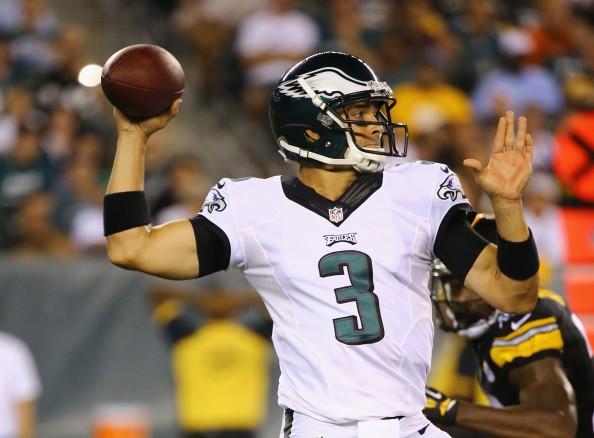 Philadelphia Eagles Quarterback Mark Sanchez