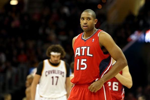 Atlanta Hawks Center Al Horford