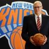 New York Knicks Team President Phil Jackson