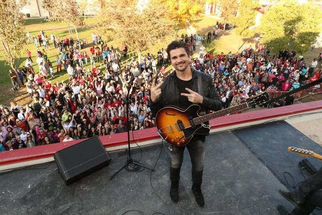 "Juanes - ""McFarland, USA"" Music Video"