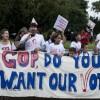 Latinos latino vote election GOP Republican Party