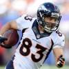 NFL Free Agent Wide Receiver Wes Welker