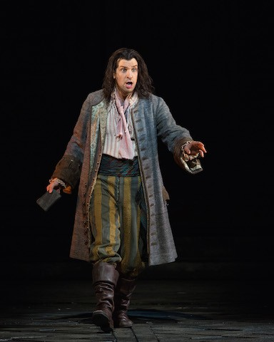 """Luca Pisaroni absolutely loves playing the role of Leoporello in """"Don Giovanni."""""""