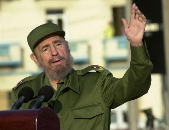 Fidel Castro's Bodyguard Alleges Cuban Leader Involved in Drug Trafficking