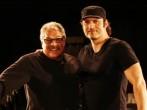 Robert Rodriguez & Director Luis Valdez