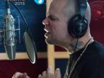 Calle 13's lead singer René Pérez Joglar