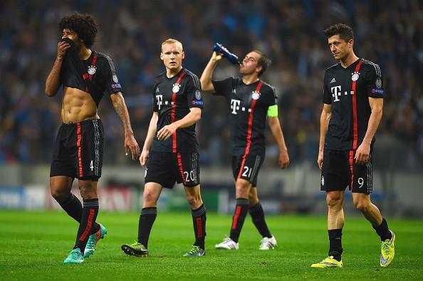 Barcelona vs. Bayern Munich Champions League 2014-15 ...