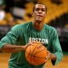 NBA Point Guard Rajon Rondo