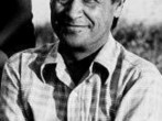 Civil rights and labor leader Cesar Chavez