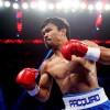 WBO Welterweight Champion Manny Pacquiao