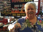 NYC Hot Sauce Expo Hall of Famer & Peppers.com Founder Chip Hearn