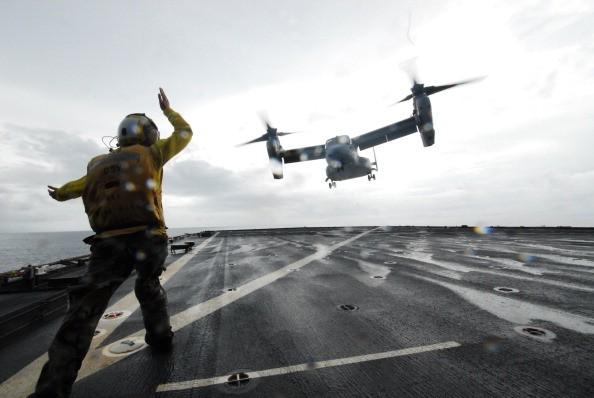 U.S. Navy V-22 Osprey