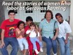 Helen F. Chavez, Widow of Cesar Chavez, Honors Women Farm Workers
