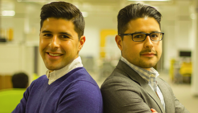 Kenny Salas, Sean Salas, Latino Entrepreneurs, Camino Financial