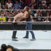 Dean Ambrose delivers Dirty Deeds to Kane during