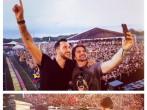 Juanes, DJ Cedric Gervais & Hulk Hogan