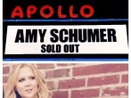 Comedian Amy Schumer at The Apollo