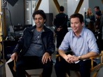 Adrian Grenier and Kevin Connolly
