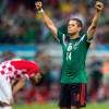 Mexico Forward Javier Hernández