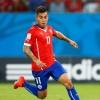 Chile Forward Eduardo Vargas