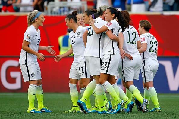 FIFA Women's World Cup - USA