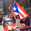 Roselyn Sanchez at the National Puerto Rican Day Parade