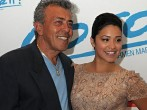 Gina Rodriguez and Genaro Rodriguez.
