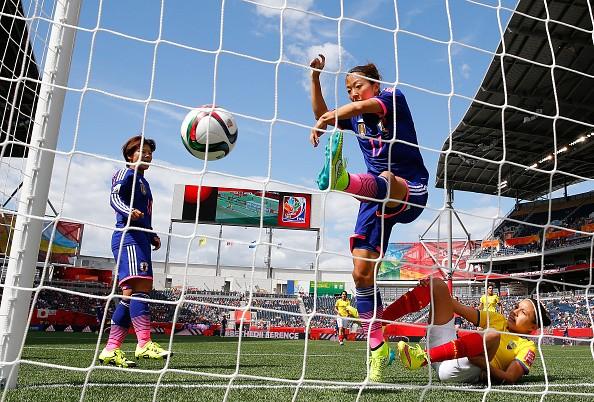 FIFA World Cup 2015 Canada - Japan