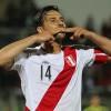 Peru Forward Claudio Pizarro