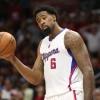 Los Angeles Clippers Center DeAndre Jordan