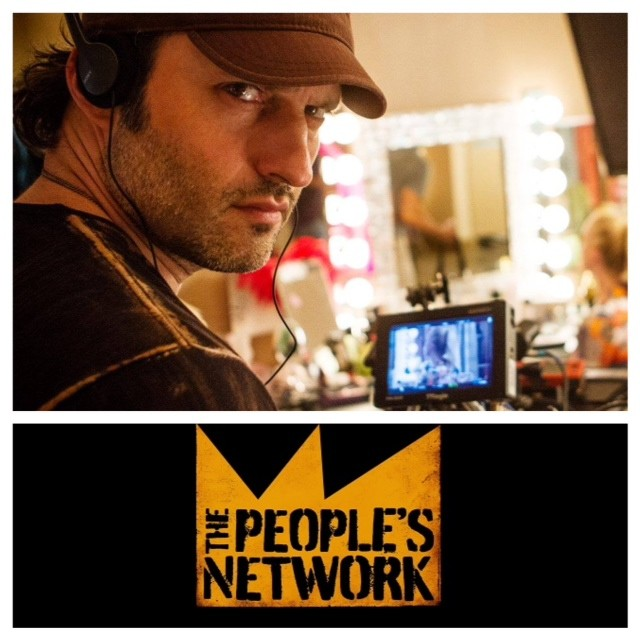 """Robert Rodriguez and El Rey Network's """"The Peope's Network"""""""
