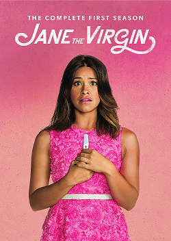 """""""Jane The Virgin: The Complete First Season"""" DVD"""