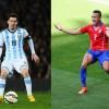 Lionel Messi & Alexis Sanchez